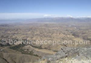 Route de l'inca, région de Tarija