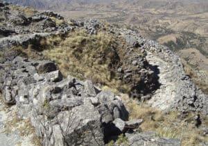 Chemin inca, Bolivie