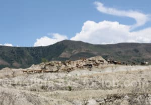 Visite de la vallée de Tarija, Bolivie