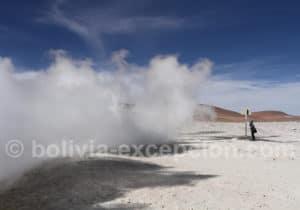 Geysers du Lipez bolivien
