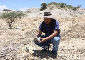 Tourisme paléontologique en Bolivie