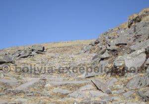 Chemin incaïque de Tarija