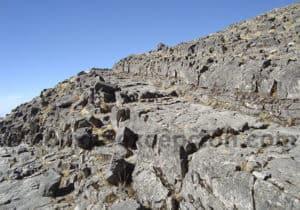 trek inca de Pujzara à 3700 m jusqu'à Pinos Sud à 1900 m 20 km