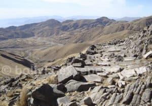 Trekking Camino inca de Tarija
