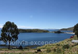 Isla del Sol, plus grande île du lac Titacaca