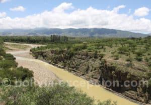 Paysage de la région de Tarija