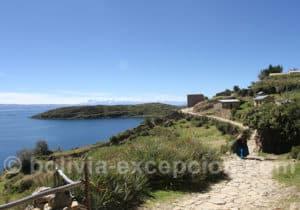 Isla del Sol, sanctuaire inca