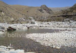 Trek Sama, région de Tarija