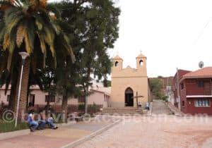 Villa Abecia, région de Tarija