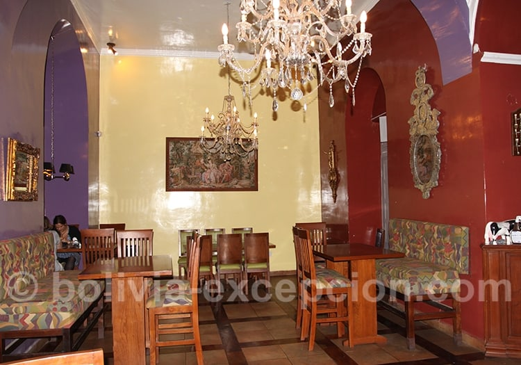 Restaurant Marqués à Tarija